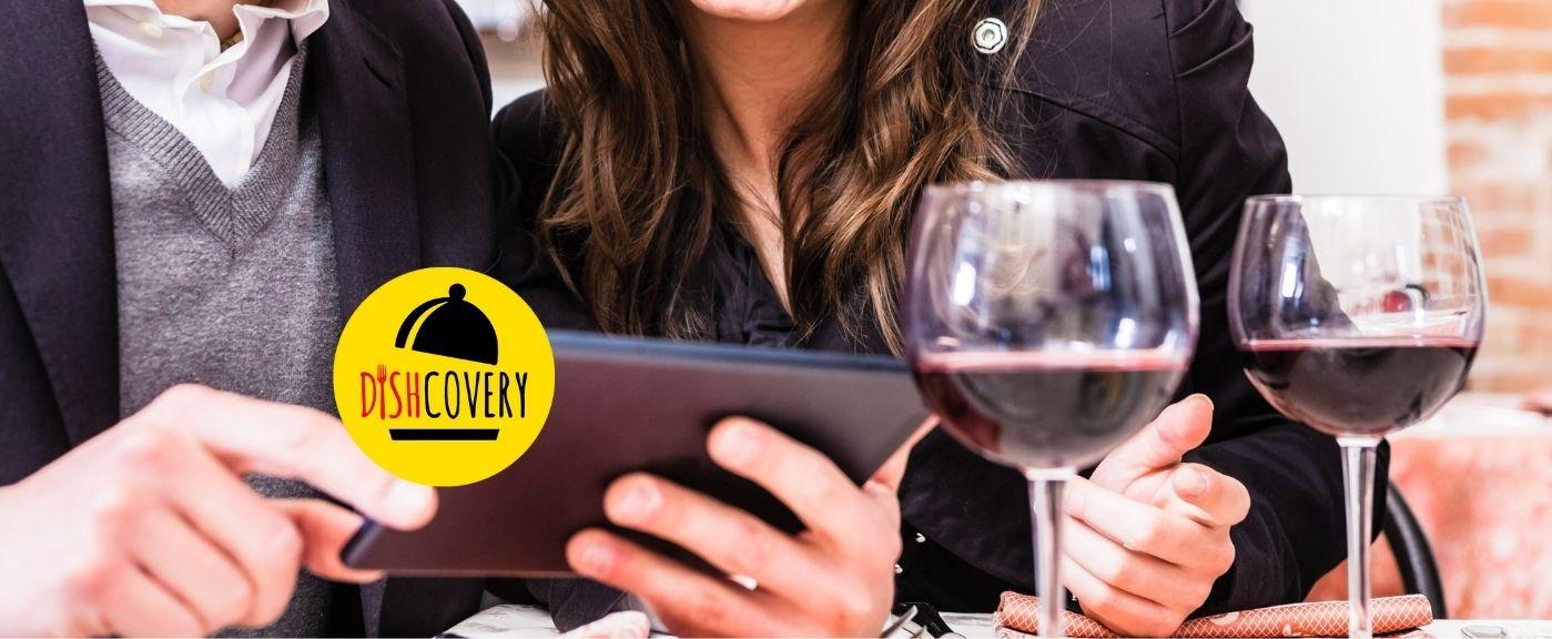 Dishcovery: il Menù Digitale che lavora sul Marketing e le Vendite online