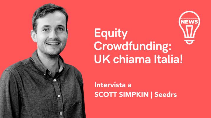Italia chiama UK: 4° posto agli italiani sul podio degli investitori in equity crowdfunding su Seedrs